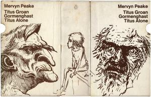 gormenghast books